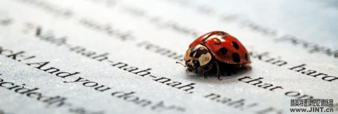 快速阅读―如何提高英语阅读速度